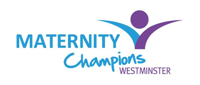 Westminster Maternity Champions logo