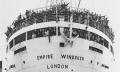 Image of HMS Windrush