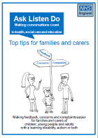 Ask Listen Do Tips for Parents