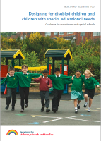 Designing schools for disabled children and children with special educational needs