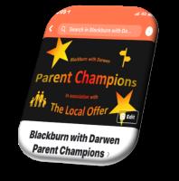 Blackburn with Darwen Parent Champions