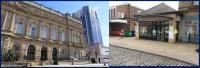 Town Halls: Blackburn and Darwen