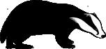 Birch Hill Badger Logo