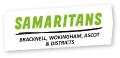 Bracknell & Districts Samaritans logo