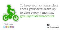 30hr funding reconfirmation reminder