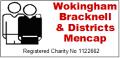 Bracknell Mencap Logo