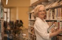 Volunteering in Bracknell library is for everyone