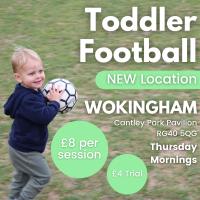 Wokingham Toddler Football