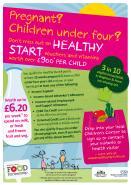 Healthy Start poster