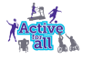 Active for all logo