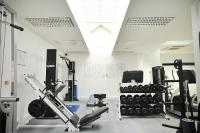 Ground floor gym