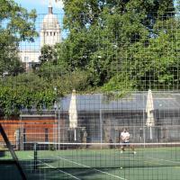 Lincolns Inn tennis courts
