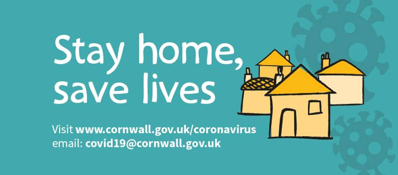 Click for coronavirus support from cornwall council