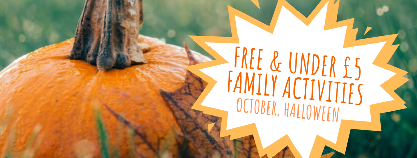 Free & Under £5 Family Activities