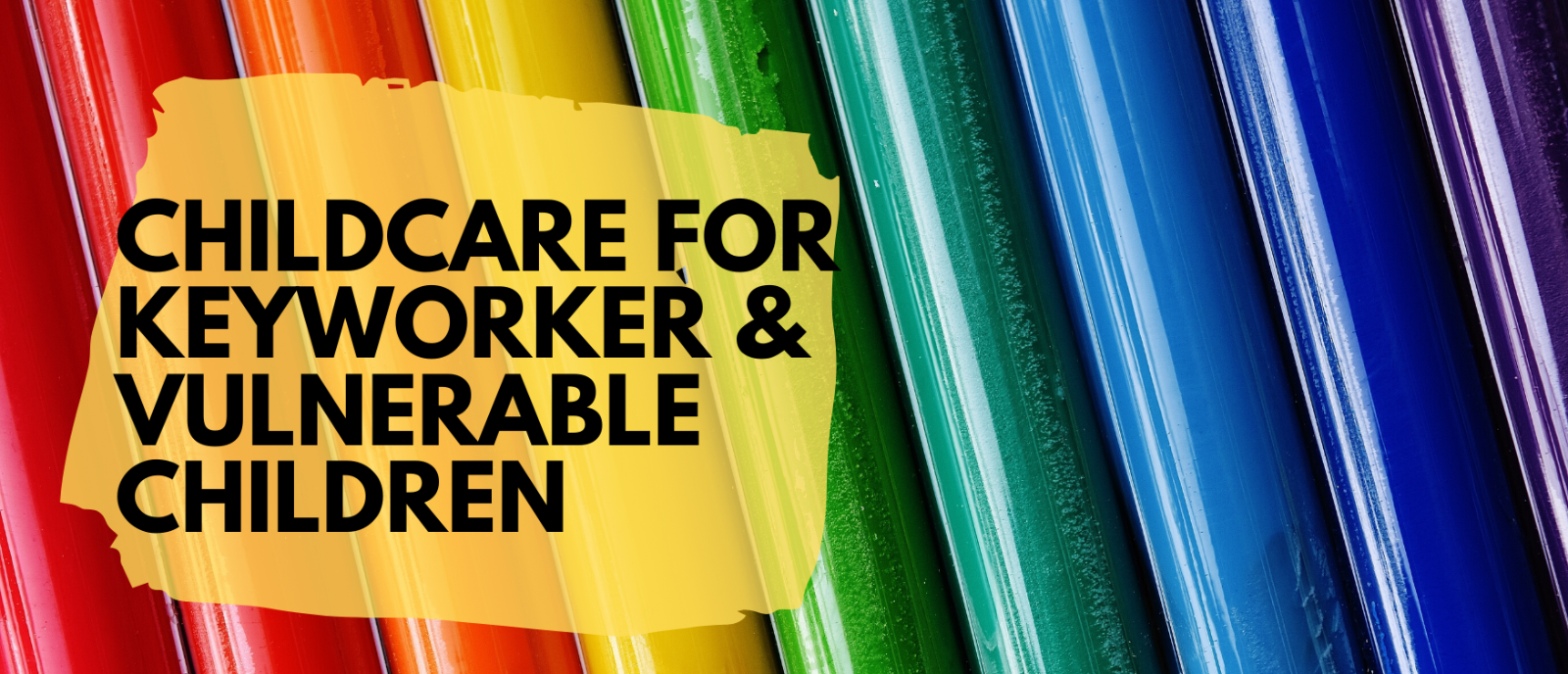 Click here for childcare for key workers and vulnerable children.