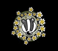Badger Forest School Logo (PNG)