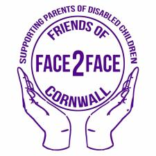 Friends of Face 2 Face Cornwall. Supporting parents of disabled children.