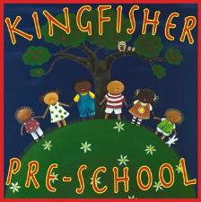 Kingfisher Pre-School logo