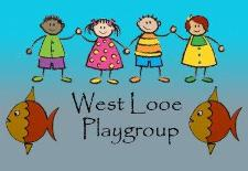 West Looe Playgroup logo.