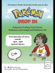 Pokémon club for all poster