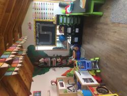 inside playroom