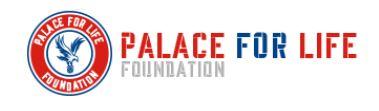 Palace for Life Foundation logo