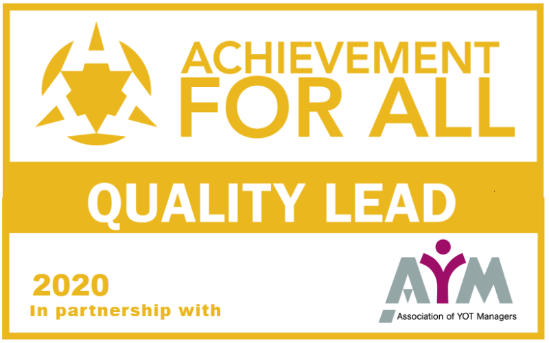 Youth Justice Quality Lead logo