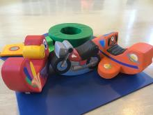 Just a few of our soft play items