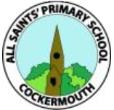 All Saints' CofE Primary School Logo