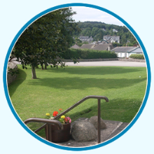 Arnside National CofE School Logo