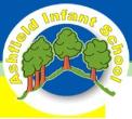 Ashfield Infant School Logo