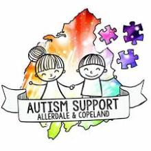 Autism Support - Allerdale & Copeland Logo