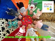 Rhythm Time babies