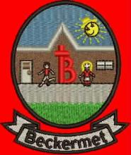 Beckermet C of E Primary School Logo