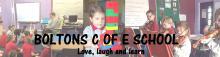 Boltons CofE School Logo
