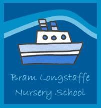 Bram Longstaffe Nursery School Logo