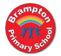 Brampton Primary School Logo