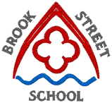 Brook Street Primary School Logo