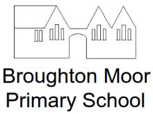 Broughton Moor Primary School Logo
