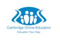 Cambridge Online Education logo