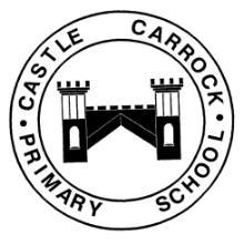 Castle Carrock School Logo