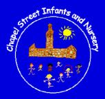Chapel Street Infants & Nursery School Logo