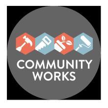 Community Works logo