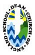 Dean Church of England Primary School Logo