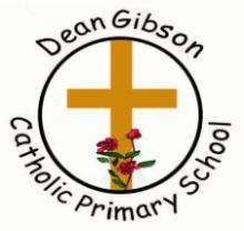 Dean Gibson Catholic Primary School Logo