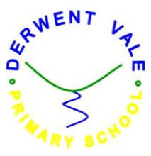 Derwent Vale Primary School Logo