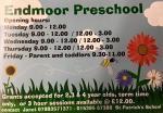Endmoor Preschool Logo
