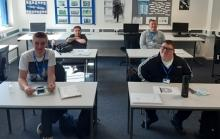 R2W Learners at Furness College