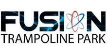 Fusion Trampoline Park logo