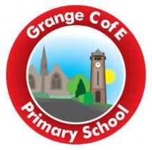 Grange CofE Primary School Logo